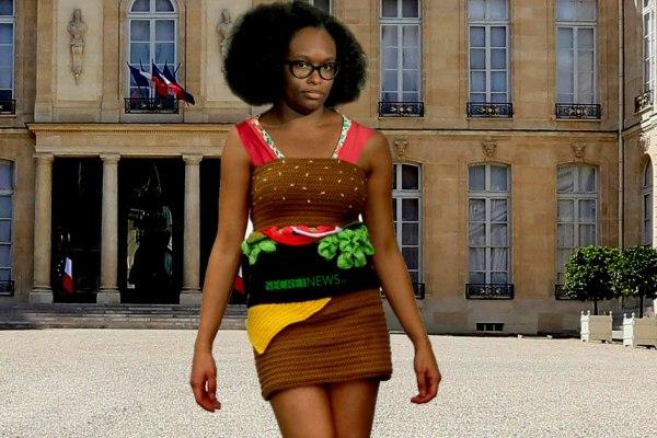 """La robe """"kebab"""" de Sibeth Ndiaye ne fait pas l'unanimité …"""