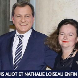 Louis aliot en couple avec Nathalie Loiseau