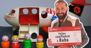 Ce n'était pas une arnaque : Skyline Airways publie les photos de son premier vol