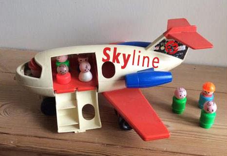 02-skyline-airways Ce n'était pas une arnaque : Skyline Airways publie les photos de son premier vol
