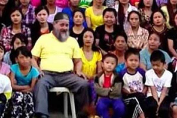 Jugé sain d'esprit et libéré, Marc Dutroux est bénévole dans un orphelinat à Pattaya