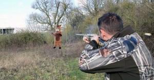 Féminicide : il déguise sa femme en sanglier pour imiter un accident de chasse