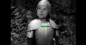 Greta Thunberg voyage dans le temps : les photos-preuves se multiplient