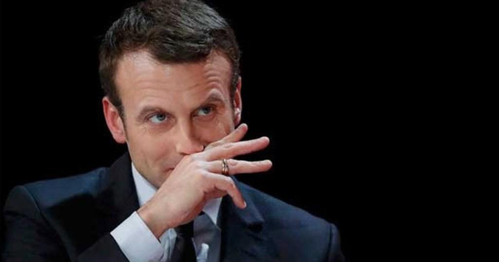 """""""Quel gâchis !"""" : l'étonnante réaction de Macron sur la cocaïne de la côte atlantique"""