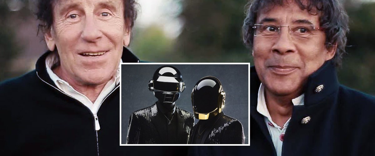 L'identité des Daft Punk révélée : il s'agirait de Laurent Voulzy et Alain Souchon