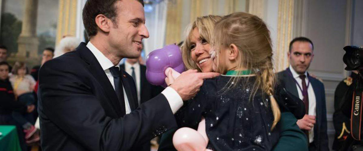 Les 6000 enfants privés de Noël par la SNCF passeront le réveillon avec les Macron au fort de Brégançon