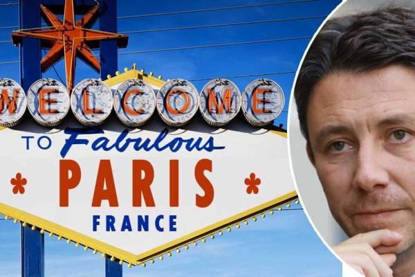 Benjamin Griveaux veut déplacer Paris dans le désert pour créer un Las Vegas français