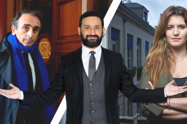 Cyril Hanouna animera le débat entre Marlène Schiappa et Eric Zemmour