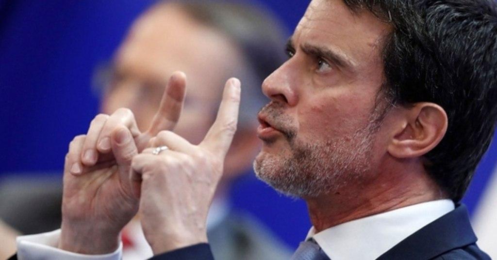 """""""La mienne est plus grosse"""" : Manuel Valls candidat à la mairie de Paris"""