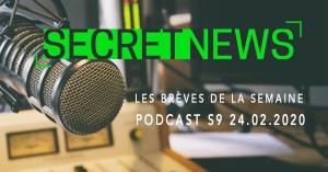 Coronavirus, Pavlenski, People … les dix infos à retenir – Podcast 24-02-2020