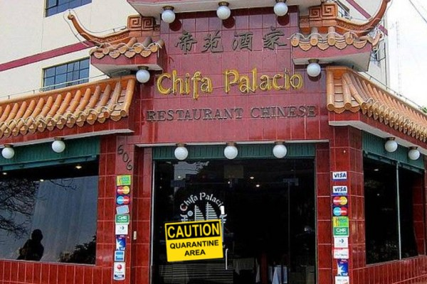 Mexique : un restaurant chinois met ses clients en quarantaine