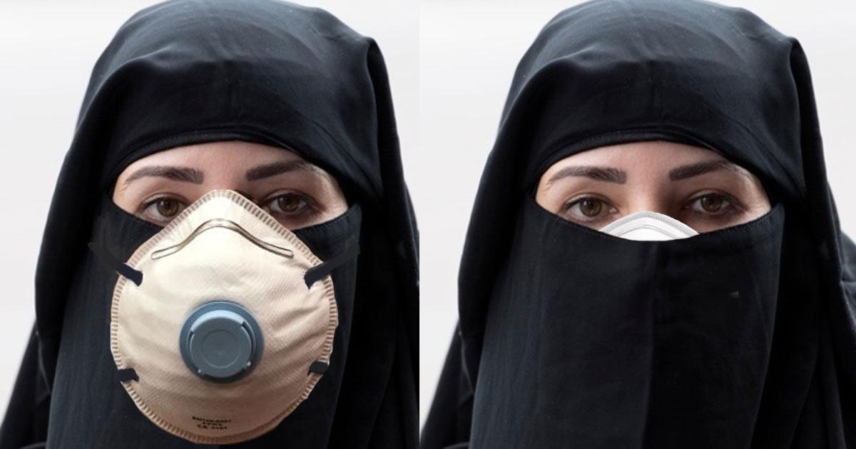 masque-protection-burqa SecretNews