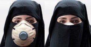 Le masque sur ou sous la burqa ? Débats à l'Assemblée Islamique d'Iran