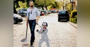 Confinement : il déguise ses enfants en chien pour sortir plusieurs fois par jour !