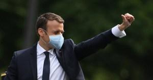 Emmanuel Macron promet de mettre fin au confinement s'il est réélu en 2022