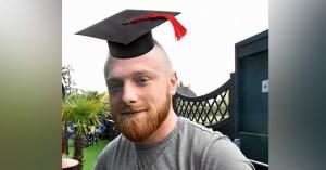 Malgré le confinement, Maxime Nicolle a obtenu son doctorat avec mention