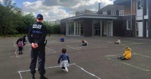 Déconfinement : 125€ d'amende aux enfants ne respectant pas les distances et les gestes barrière