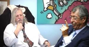Patrick Balkany explique que sa santé s'est améliorée grâce au protocole Raoult