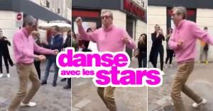 """Suite à sa performance, Patrick Balkany intègre le casting de """"Danse avec les stars"""""""