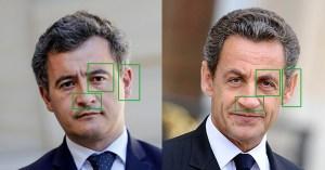 Gérald Darmanin est le fils caché de Nicolas Sarkozy, selon la police écossaise