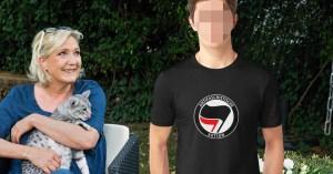 """Rencontre avec Kévin Le Pen, le neveu """"antifa"""" de Marine Le Pen"""