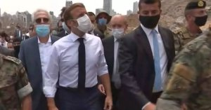 Macron : « Le port de Beyrouth sera reconstruit à l'identique avant la fin du quinquennat »