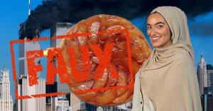 Faux ! une recette de tarte Tatin n'a pas causé les attentats du 11 septembre