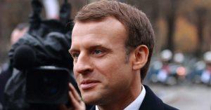 """Emmanuel Macron : """"Je serai à droite les semaines paires, à gauche les semaines impaires"""""""