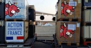 Séisme en Turquie : la France envoie 30 tonnes de Vache qui rit d'aide humanitaire