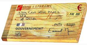 Les ravisseurs de S. Petronin portent plainte contre la France pour chèque sans provision
