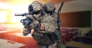 Enseignement : les cours sur la liberté d'expression assurés par les forces spéciales