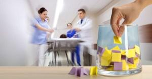 Hôpitaux : les places en réanimation seront tirées au sort