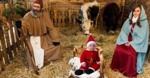 Le Pape rappelle aux chrétiens que le 25 décembre ce n'est pas la naissance du Père Noël qu'ils doivent fêter