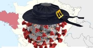 Reconnaissable à son chapeau rond, le variant breton baptisé Chouchenvirus