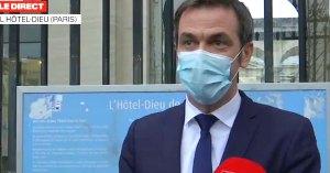 """Santé: Olivier Veran lance un """"Réanimathon"""" pour financer les services d'urgence"""