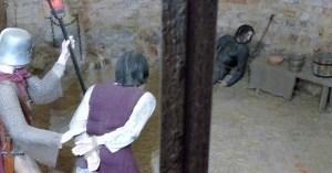 Le gifleur Damien T. condamné à être marqué au fer dans les oubliettes de l'Élysée