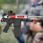 L'Etat fait appel aux chasseurs pour vacciner la population avec des fusils hypodermiques