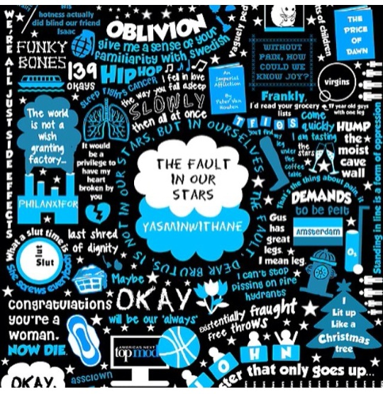 A penny for my thought (The Fault in our Stars) (1/2)