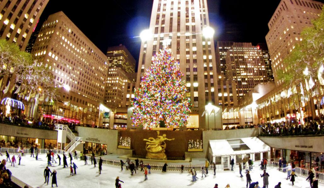 Take a Sneak Peek at This Year's Rockefeller Center Christmas Tree ...