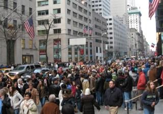 crowds portada