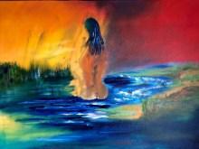 Lady on the Lake