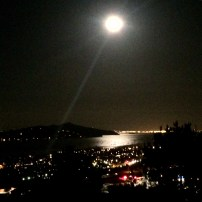Sausalito Moonlight