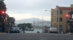 Secret of My SucCecil: Driving to Fisherman's Wharf