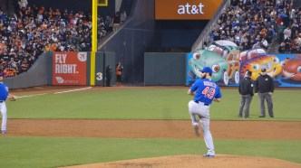 Secret of My SucCecil: Cubs vs Giants, Game 1