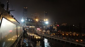 Secret Of My SucCecil: Ferry Home from AT&T Park