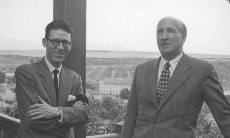 José Luis Cano, el corresponsal del 27, y Vicente Aleixandre