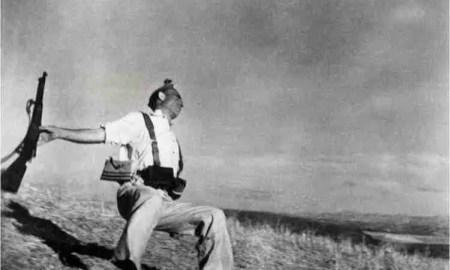 Robert Capa. Muerte de un miliciano