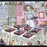 DJ. Maruja – Home Sweet Home sessions