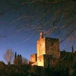 Alhambra, la proximidad del Edén