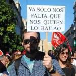 Fracasa la huelga, no la manifestación, ¿hay futuro?